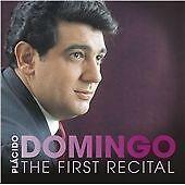 Placido Domingo: First Recital (2010)