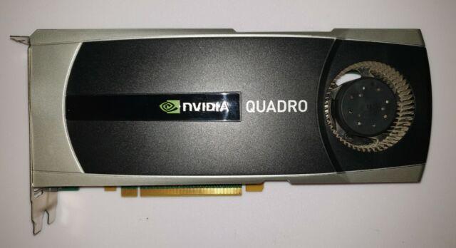 nVidia Quadro K5000 4GB GDDR5 PCI-E Dual DisplayPort 2x DVI Graphics Card