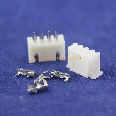 10Sets X SALE JST-XH 3S 4Pin 2.54mm LiPo Balance Connector Plug Housing Model RC
