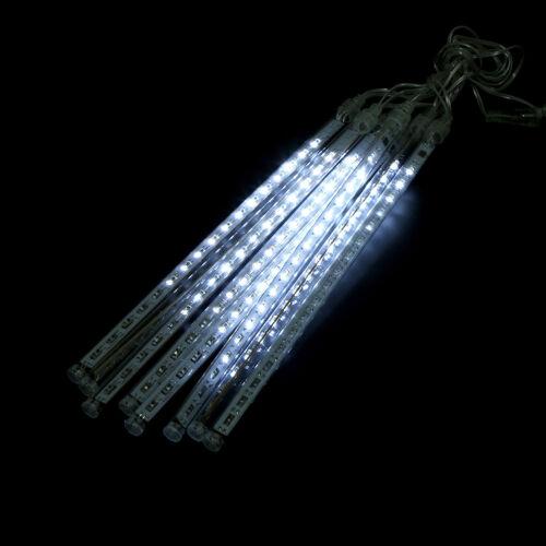 8x Meteor Shower Falling Star//Rain Drop//Icicle Snow LED Xmas Tree String Light