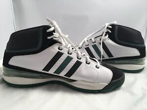 the best attitude 7c3d0 62b55 Image is loading Adidas-Kevin-Garnett-BostonTeam-Signature-Mens-Size-13-