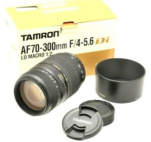 Tamron-AF-70-300mm-F-4-5-6-Di-LD-Macro-1-2-for-Pentax-A17P-Boxed-Super