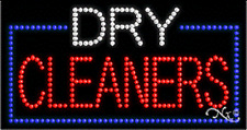 New Dry Cleaners 32x17 Border Solid Amp Animated Led Sign Withcustom Options 21072
