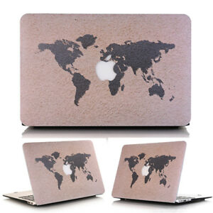 World-Map-Anti-Scratch-Ultra-Slim-Matte-Hard-Case-for-MacBook-Air-13-034-13-3-034-A1466