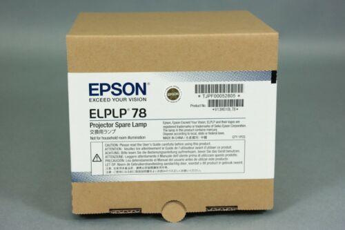 OEM EPSON ELPLP78 Projector Lamp Genuine For Epson Powerlite 965 Powerlite 97