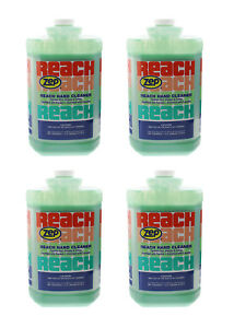 ZEP 92524 Reach Hand Cleaner, 1 Gallon, 4-Pack