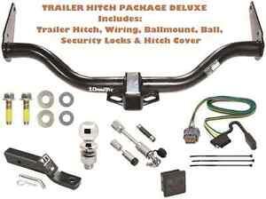 trailer hitch pkg deluxe for 05 15 nissan xterra wiring. Black Bedroom Furniture Sets. Home Design Ideas