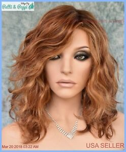 Image Is Loading Radiant Beauty Gabor Wig Color Gl29 31ss Rusty
