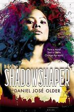 SHADOWSHAPER Daniel Jose Older (2016) NEW TEEN young adult fiction Brooklyn NYC