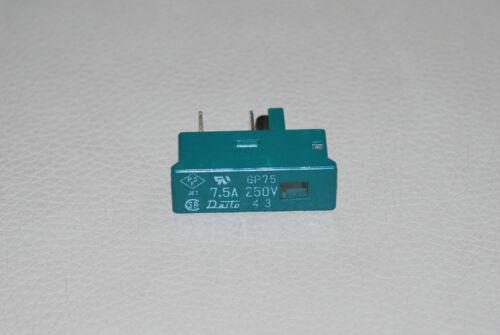 7.5A 250v for Models: JV3//UJV//JF//UJF US Fast Ship. Mimaki Printers Fuse GP75