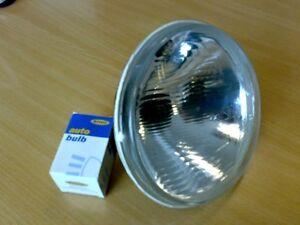 Pair-of-Mazda-MX5-Halogen-headlamps-with-bulbs-MG-Austin