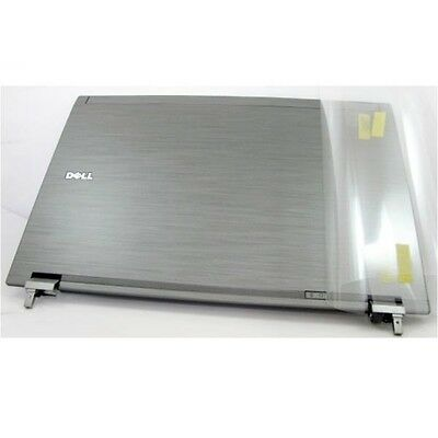 """Lot 10 OEM DELL LATITUDE E6510 15.6/"""" LCD Back Cover W// Hinges Cable 6PF94 NTY6V"""