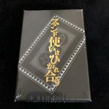 JoJo/'s Bizarre Adventure Exhibition Playing cards Hirohiko Araki