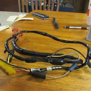 Fine Nos 1973 1974 Ford Galaxie Ltd Country Squire 351 400 Alternator Wiring 101 Orsalhahutechinfo