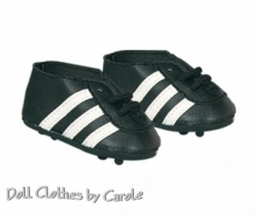 """Sports Soccer or Baseball Cleats Shoes fit 18/"""" American Girl Doll"""