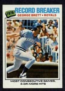 1977-Topps-231-George-Brett-NM-NM-Royals-RB-A4750