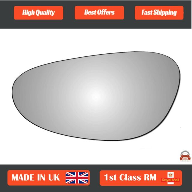 Porsche Boxster wing mirror glass 2004-2009