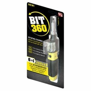 PRIME LINE PRODUCTS BW011124 Bit 360 Screwdriver NEW!