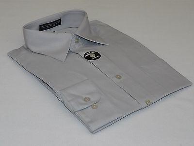 Men Mondego 100/% Cotton Dress Sport Classic Business shirt sn100 blue checker