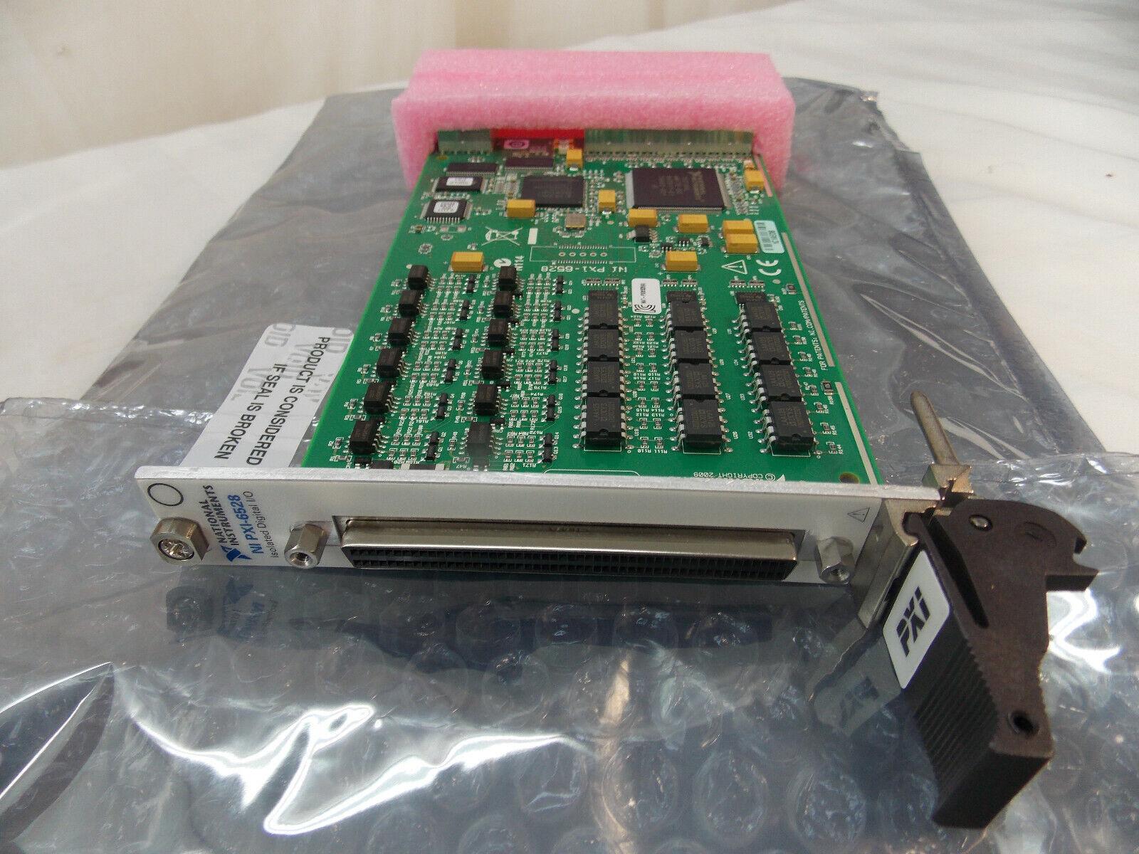 Coupon distribution National Instruments Ni Pxi-6528 ...