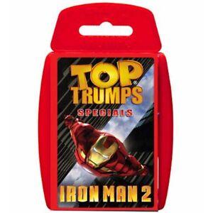 Top Trumps - Iron Man 2