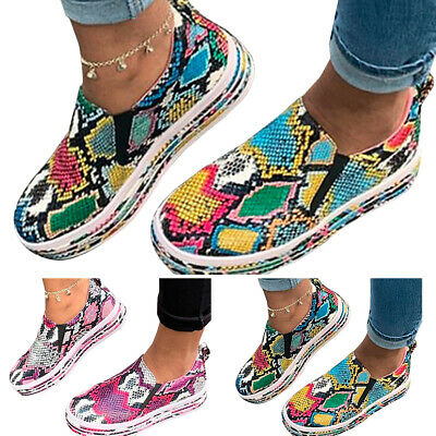 Women Casual Trainers Sneakers Shoes