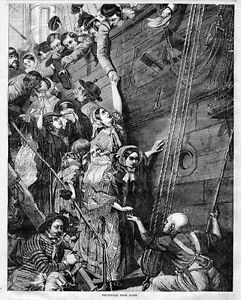 EMIGRANTS-1858-HISTORY-STEERAGE-WIFE-HUSBAND-DAUGHTER