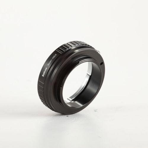 Hasselblad XPAN Mount to Sony NEX Support AV//M Mode Selens Lens Adapter Ring