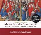 Menschen der Staufer-Zeit von Werner Goez (2011)