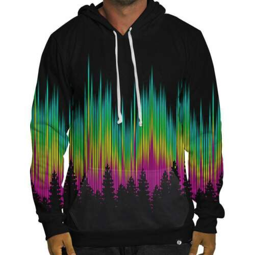 NEW Beloved Shirts NORTHERN LIGHTS HOODIE SMALL-3XLARGE CUSTOM MADE IN THE USA