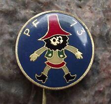 1973 Rumcajs Vecernicek Czech Classic Childrens Cartoon Character Pin Badge
