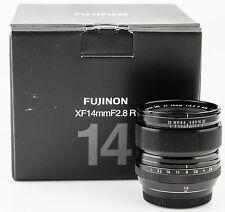 Fujifilm XF 14 mm/f2, 8 R, ottime condizioni