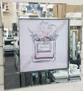 Miss-Diva-perfume-bottle-pictures-with-liquid-art-crystals-amp-mirror-frames