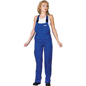 am besten einkaufen Bestbewertet authentisch bester Wert Details zu Arbeitshose Damen Latzhose Arbeitslatzhose Arbeitskleidung Blau  Gr. 36 - 50