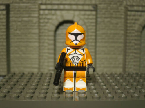 G5//2 Lego Star Wars Figure Bomba Scout Mandaloriani Shadow Arc Trooper KG