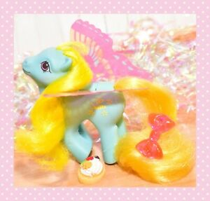 ❤️My Little Pony MLP G1 VTG Summerwing Summer Wings Buzzer Bumble Bee Flutter❤️