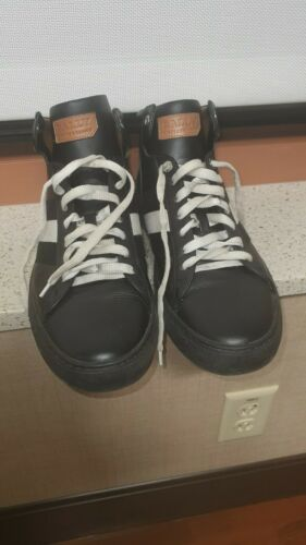 Balley shoes Size 9. Blk/white