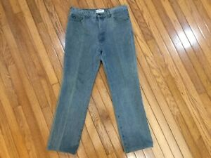 Clair 34 Jean Bleu Authentic Iceberg Homme taille 29 50 X Taille italienne IqBqZa4w
