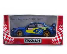 "5"" Die-cast: 2007 Subaru Impreza WRC 1/36 Scale"