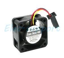for Sanyo 9WF0424S604B A90L-0001-0566#A 24V 0.11A 4020 FANUC System Cooling Fan