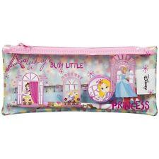 Disney Princesa Lleno Lápiz Estuche - 5 Piezas Set Papelería