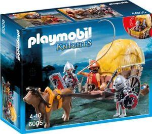 Playmobil-6005-Tarnkutsche-der-Falkenritter
