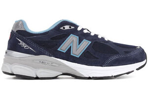 size 40 ffa7e ff714 Details about NEW New Balance W990NV3 navy Running women Shoe Made in the  USA Sz 5.5 B