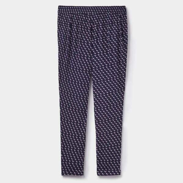100% De Calidad Joules Anice Crepe Viscosa Pantalones Ostra Catcher Talla 12 14 Rrp £ 49.95 Freeukp & P-ver Buena ConservacióN Del Calor