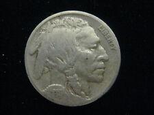 1919 D US BUFFALO NICKLE 5 CENT COIN
