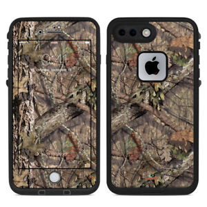 huge discount cc9bf d51fb Details about Mossy Oak Camo Vinyl Skin Sticker to Cover + Fit LifeProof  Fre for iPhone Models