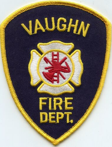 VAUGHN NEW MEXICO NM FIRE PATCH