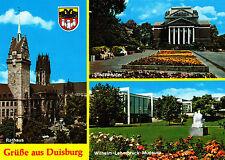 Grüße aus Duisburg , ungel. Ansichtskarte