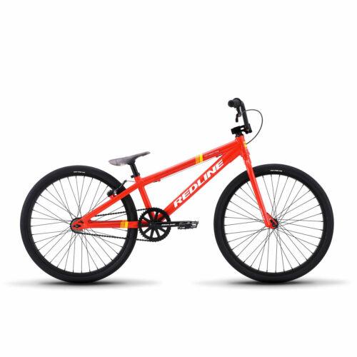 Redline BMX MX-24 24 Red Aluminum Frame Lightweight Race Bike