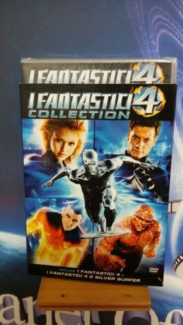 I fantastici 4-Collection *2 DVD*NUOVO